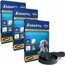 3-PACK ADAPTIL (DAP) Collar - Dog Appeasing Pheromone Small & Medium Dogs