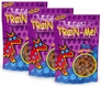 3 PACK Crazy Dog Train-Me! Training Treats Beef Flavor (10.56 oz)