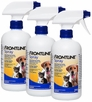 3 Pack Frontline Spray LARGE - 1500 mL