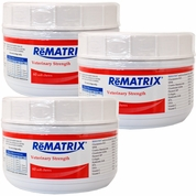 3-PACK RēMATRIX® Soft Chews (180 Chews)