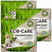 3-PACK ECO-CARE Training Pads (150 Pack)
