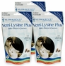 3 PACK Vetri-Science Vetri-Lysine Plus - Soft Chews (360 chews)
