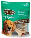 3M Nutri-Dog Hip And Joint Chews LARGE (6 ct)