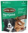 3M Nutri-Dog Hip And Joint Chews Medium (9 ct)