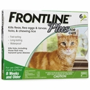 6 MONTH Frontline PLUS for Cats