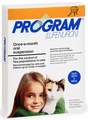 6 MONTH PROGRAM Orange: For Cats up to 10 lbs (ORAL SUSPENSION)