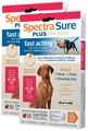 6 MONTH Spectra Sure Plus for Dogs 45-88 lbs
