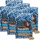 6-PACK Isle of Dogs 100% Natural Health Dog Treats - Mini Size (72 oz)