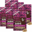 6-PACK Isle of Dogs 100% Natural Joint Dog Treats - Mini Size (72 oz)