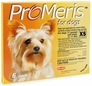 6 Pack ProMeris for Dogs under 11 lbs