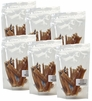 6 PACK Spizzles Tasty Beef Tendon (120 pack)