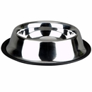 Advance Pet Products Non-Skid Stainless Steel Dish (24 oz)
