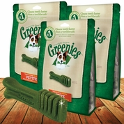 ALL NEW Greenies� - 3 PACK PETITE (60 BONES)