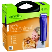 Andis® EasyClip Pro-Animal™ Pet Clipper Kit (7 Pieces)