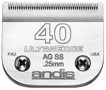Andis® UltraEdge Clipper Blade - Size 40SS