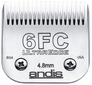 Andis UltraEdge Clipper Blade - Size 6FC