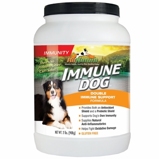 Animal Naturals K9 Immune Dog (2 lb)