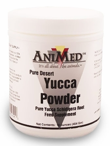 Animed Pure Desert Yucca Powder (12 oz)