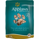 Applaws Tuna with Whole Anchovy & Seaweed in Broth (2.47 oz)