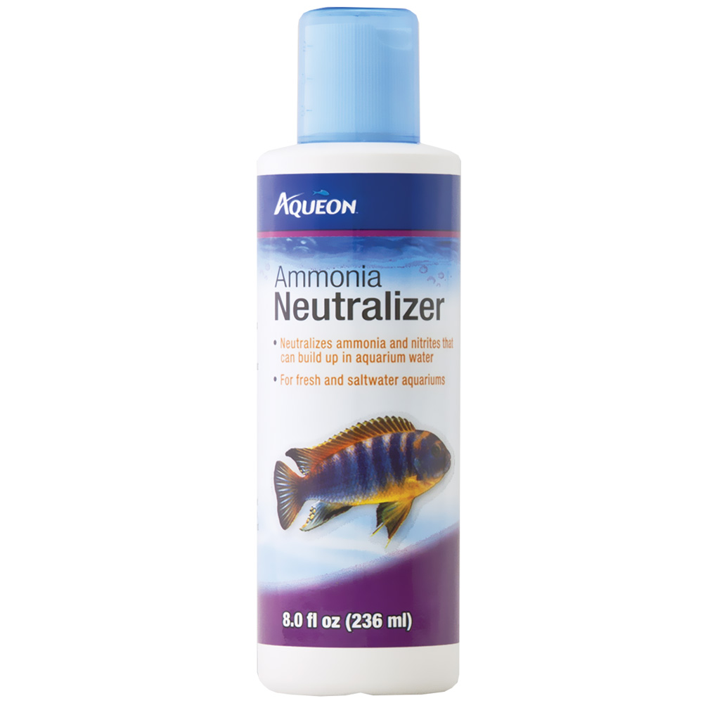 Aqueon Ammonia Neutralizer (8 oz)