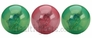 Bergan Turbo Scratcher Replacement Ball - Assorted (3-Pack)