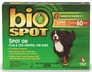 Bio Spot On Spot - LARGE for Dogs over 60 lbs. (6 Month Supply)