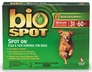 Bio Spot On Spot - MEDIUM for Dogs 31 to 60 lbs. (6 Month Supply)