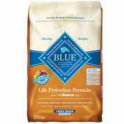 Blue Buffalo Life Protection Chicken & Brown Rice Large Breed Senior Recipe (30 lb)