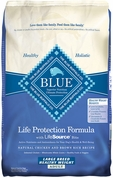 Blue Buffalo Life Protection Healthy Weight Chicken & Brown Rice Large Breed Recipe (30 lb)
