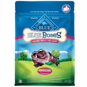 Blue Buffalo Natural Dental Chew Bones - Regular (12 oz)