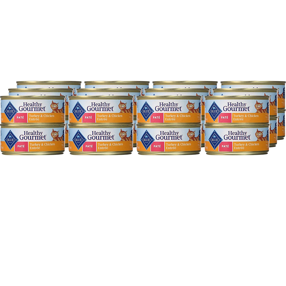 Blue Buffalo Spa Select Turkey & Chicken Entree for Cats - (24 pack) 5.5oz