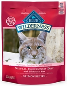 Blue Buffalo Wilderness Grain for Cats - Free Salmon Recipe for Cats - 11lb