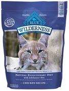 Blue Buffalo Wilderness Grain Free for Cats Chicken Recipe (6 lb)