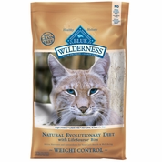 Blue Buffalo Wilderness Grain-Free Weight Control Chicken Recipe (11 lb)