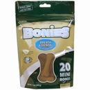 BONIES 100% Natural Dental Bones for Dogs
