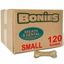 BONIES (BULK BOX) Natural Dental Bones (120 Small Bones)