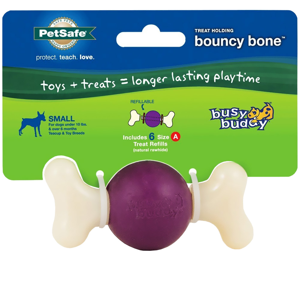 Busy Buddy Bouncy Bone (Small)