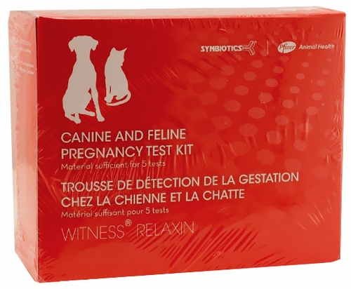 Relaxin Home Pregnancy Test For Dogs