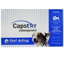 CAPSTAR Blue for Dogs or Cats 2-25 lbs(6 tablets)
