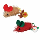 Christmas Tag-a-Long Mice – 2 PACK