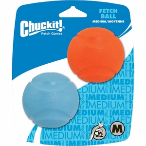 Chuckit! Fetch Ball - Medium (2 pack)