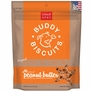 Cloud Star Buddy Biscuits Soft & Chewy Dog Treats - Peanut Butter Flavor (6 oz)