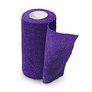 "Co Flex 4"" x 5 yds. - PURPLE"