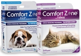 Comfort Zone with Feliway and DAP - for pet behavior problems