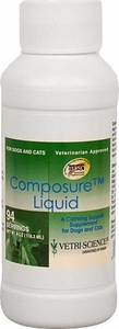 Composure Liquid for Dogs and Cat (94 SERVINGS)