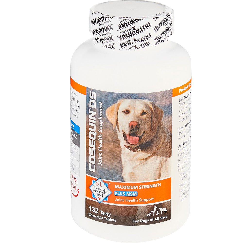 ... Joint Supplements Cosequin DS (Double Strength) - Cosequin for Dogs