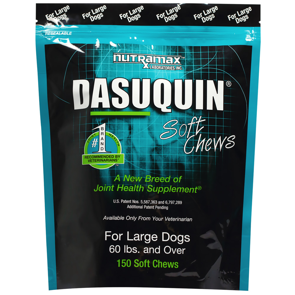 dasuquin soft chews for large dogs 150 chews. Black Bedroom Furniture Sets. Home Design Ideas