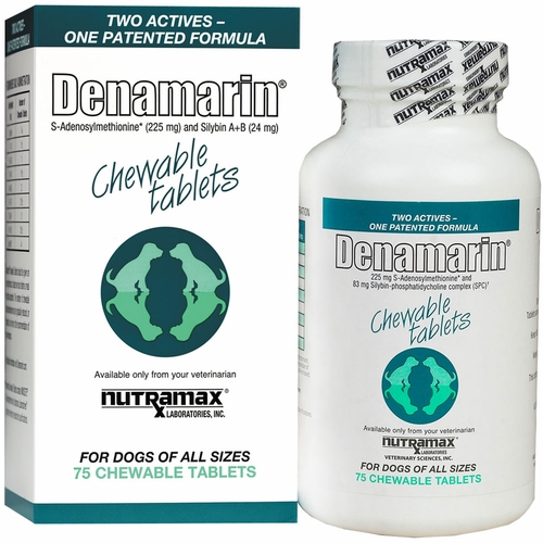 Denamarin 225 Mg For Dogs 75 Tabs