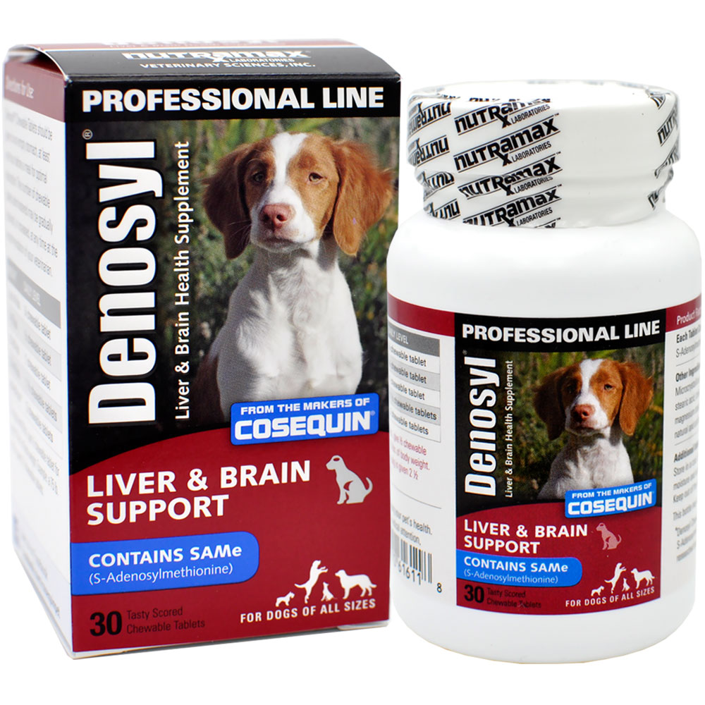 Denosyl  for Dogs Professional Line (30 Chewable Tabs)