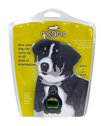 Dog-e-Tag GRAY